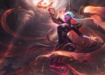 League of Legends: Lux will be editing the effects of the skill set 5