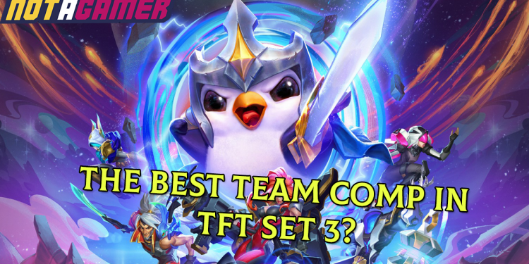 TOP 4 MOST POWERFUL TEAM COMPS IN TFT PATCH 10.6 - GALAXIES 1