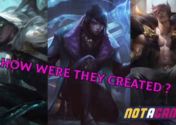 What is going on with the new champions in League of Legends? 5