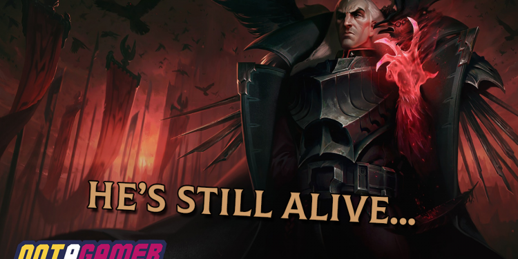 Swain predicts that the Ruined King is still alive? 1