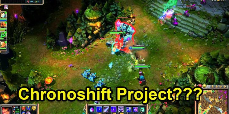 """The """"Chronoshift Project"""" project has been launched, bringing the old LoL beta versions back - Chronoshift Project 1"""