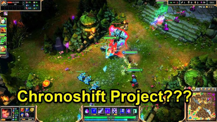 "The ""Chronoshift Project"" project has been launched, bringing the old LoL beta versions back - Chronoshift Project 1"