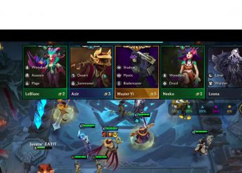 League of Legends: Riot Games officially revealed the launch time of TFT Mobile as well as many new changes 3