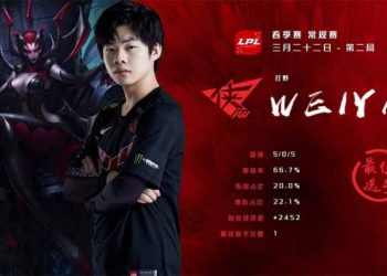 The Rogue Warrior (LPL) team expelled the jungler Weiyan for participating in match-fixing - Weiyan Match Fixing 1