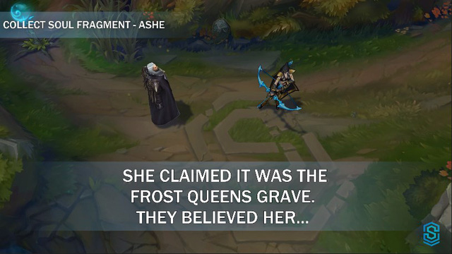 Swain predicts that the Ruined King is still alive? 2