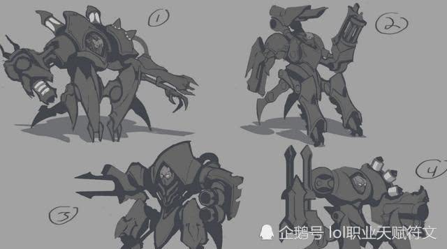 These forgotten champion concepts will be reused by Riot Games in League of Legends: Wild Rift? 1
