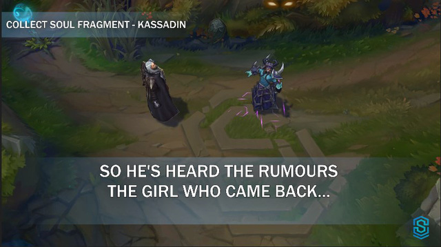 Swain predicts that the Ruined King is still alive? 6