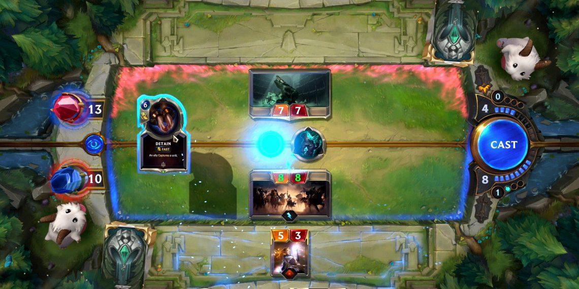 Official Legends Of Runeterra Mobile Apk Download Lor Mobile Apk Download Not A Gamer Esports Gaming Influencer News
