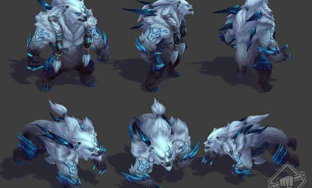 Volibear rework OFFICIAL appearance 1
