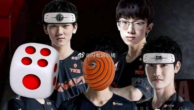 Top Esports that just defeated IG is made Meme right into Akatsuki 1