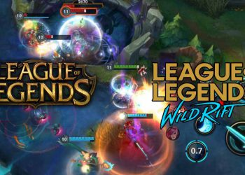 TOP 5 things that LoL players hate Wild Rift 1