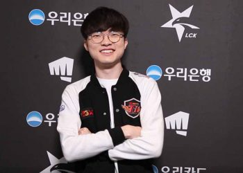 Faker became the king of the LCK 1