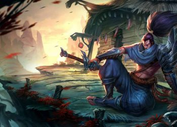 This is one of the reasons that gamers fear Yasuo more than anything else in the world 1
