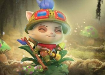 Gamers have Teemo Mastery Points nearly double the current record 1