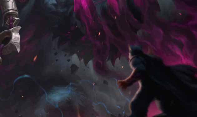 Gamer discovered Animation of Volibear rework 1