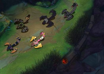 Skarner has no new skin for 5 years 7