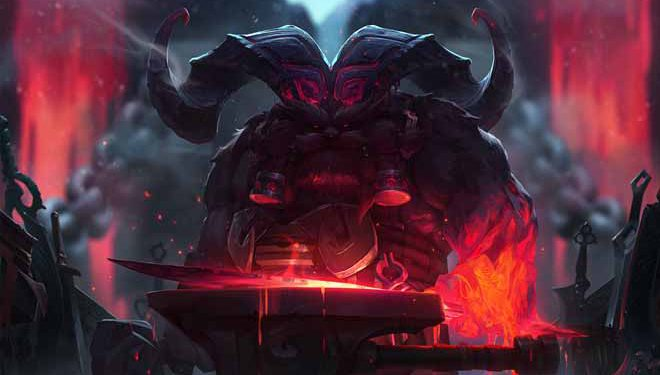 What does Ornn's heritage include? 1