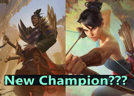 New champion
