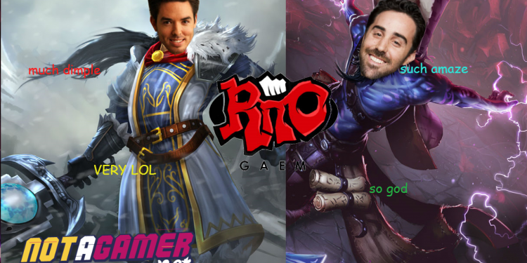 Do you know the origins of names of League of Legends Champions? 1