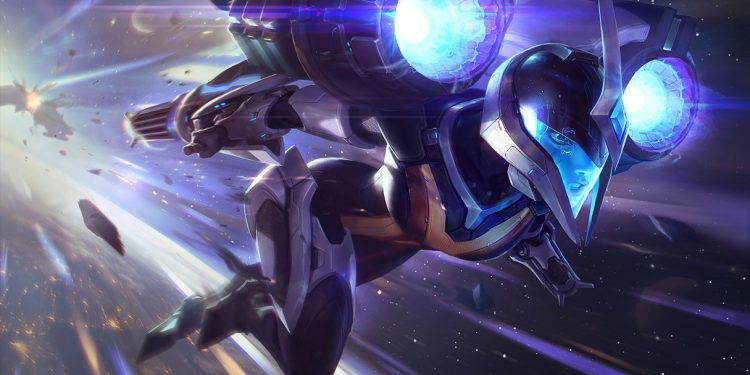 Kai'Sa comebacks in League Patch 11.14 with new Wit's End build 1