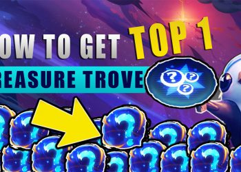 Which comp should we build to get top 1 with new galaxy Treasure Trove 5