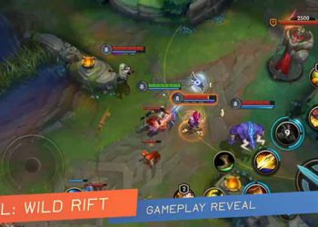 LoL: Wild Rift can be download rather than a joke? 5