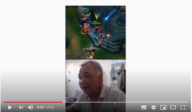 Yasuo style of 60 year old streamer