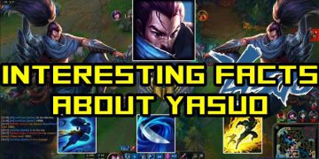 All the interesting facts about Yasuo you may not know 4