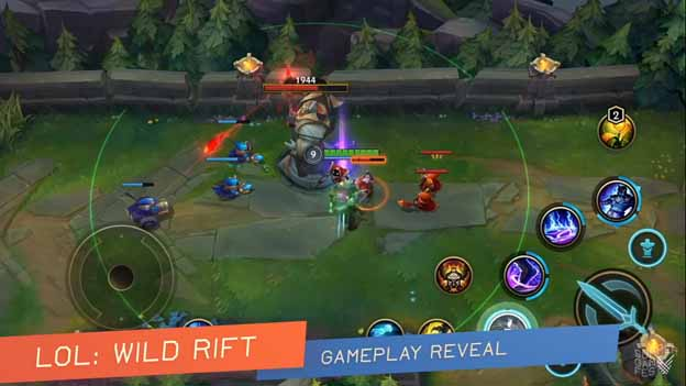 League Of Legends Wild Rift Last Hit