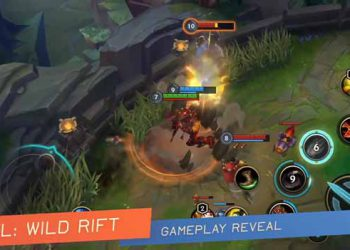 Wild Rift officially introduces gameplay - Wild Rift Gameplay 10