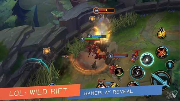 Wild Rift officially introduces gameplay - Wild Rift Gameplay 1