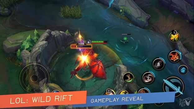 Wild Rift officially introduces gameplay - Wild Rift Gameplay 14