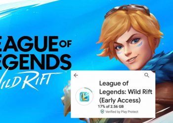 Riot updates new information about LoL Wild Rift, Lux can ultimate full map like Senna! 6