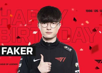 Happy Birthday Faker, let's explore 20 facts about Faker 1