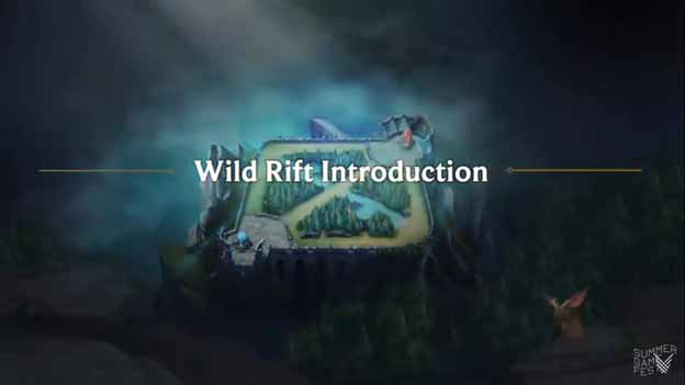 Wild Rift officially introduces gameplay - Wild Rift Gameplay 6