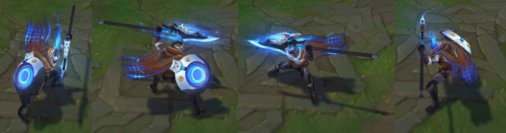 new skin for Lux