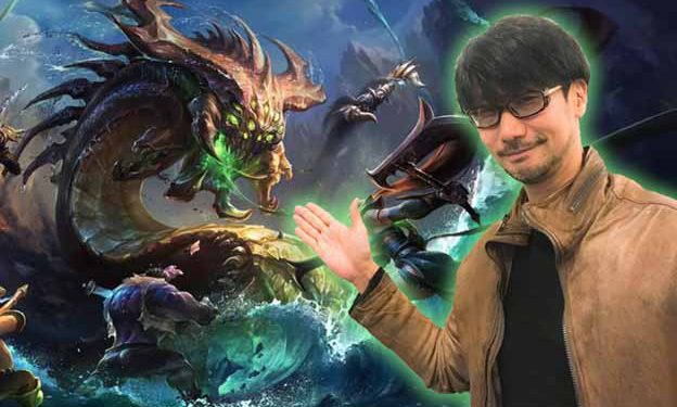 Hideo Kojima will collaborate on creating MMORPG LoL with Riot Games? 1