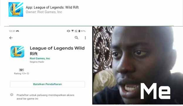LoL: Wild Rift can be download rather than a joke? 1