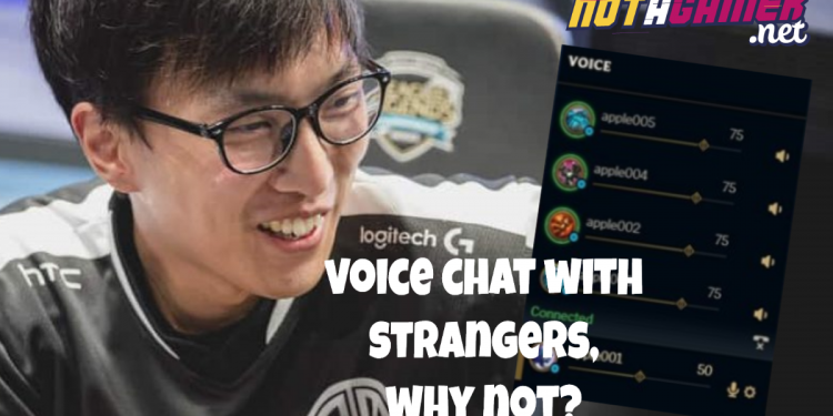"""Doublelift: """"Solo queue would be more interesting if players can communicate with each other by voice"""" 1"""