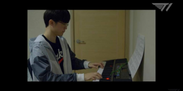 Faker showed off a warm, masculine voice when sings - Faker Singer 9