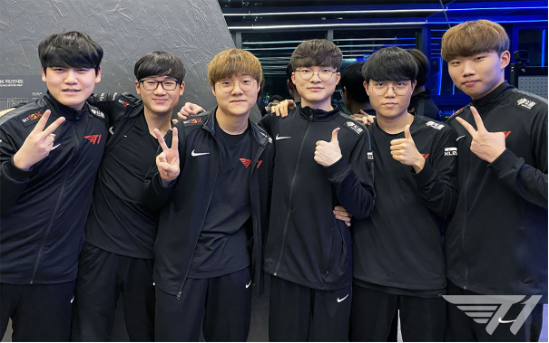 Team T1: difficulties and challenges before LCK summer 3