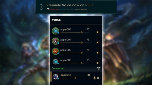 """Doublelift: """"Solo queue would be more interesting if players can communicate with each other by voice"""" 2"""