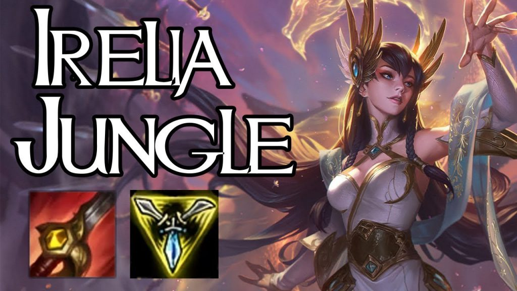 Clear all the farms in 2 minutes with Irelia Jungle! 2