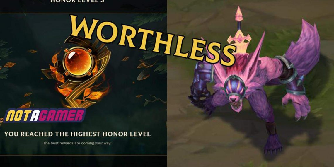 Honor 5 rewards of Season 2020 are said to be worthless! 1