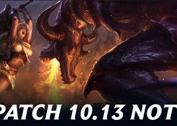 Patch 10.13 League of Legends: Top 7 significant changes 1