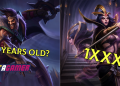 Lux and Ezreal Are Dating? 17