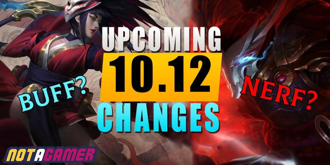 MASSIVE CHANGES: New Buffs and Reworks Coming in Patch 10.12 (P1) – League of Legends. 1