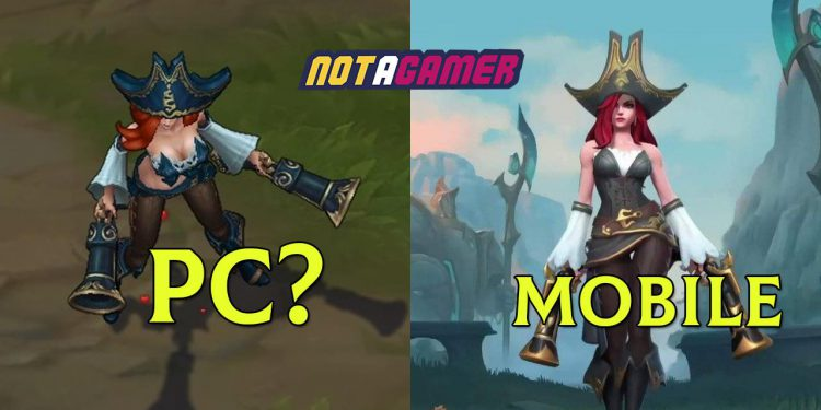 Riot Games is being strongly opposed because the female champion skins in Wild Rift are... not sexy enough 1