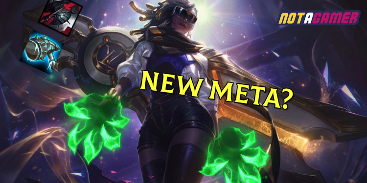 Let's discover Senna Grasp of the Undying, the new build that is super annoying 1