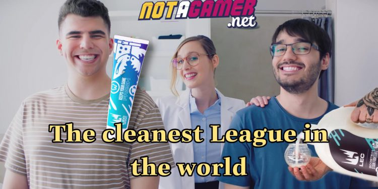 """LEC: 'The Cleanest League in the World"""" 1"""